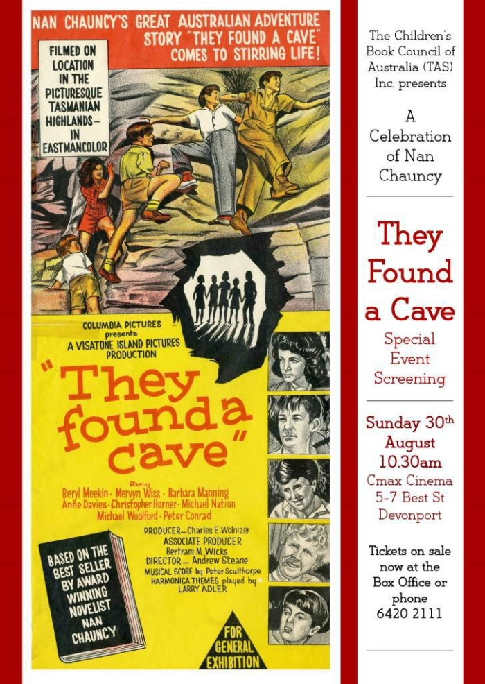 They Found A Cave Poster