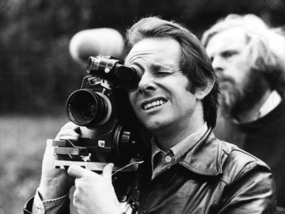 Ken Loach With Camera